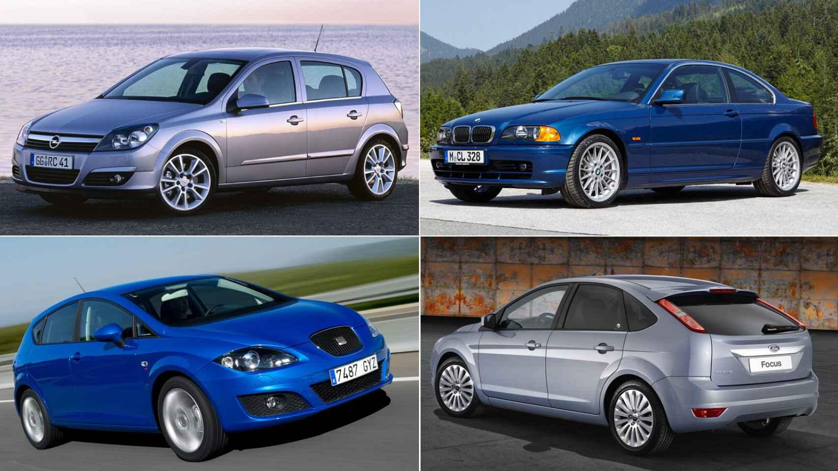 Estos son los 10 coches con más averías en 2020.