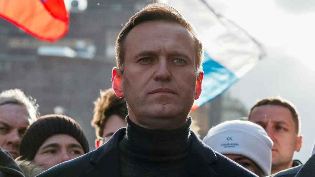 Alexéi Navalny, en una imagen de archivo.