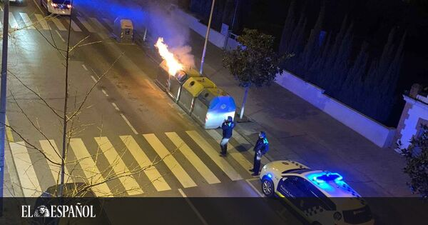 Fiestas ilegales, jóvenes de botellón y, de diversión, ataques a la Policía en Cataluña y País Vasco