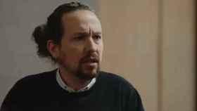 Pablo Iglesias, durante su entrevista con La Sexta.