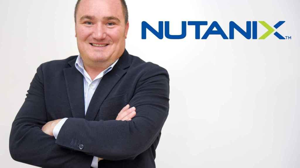 Iván Menéndez, máximo responsable de Nutanix en España