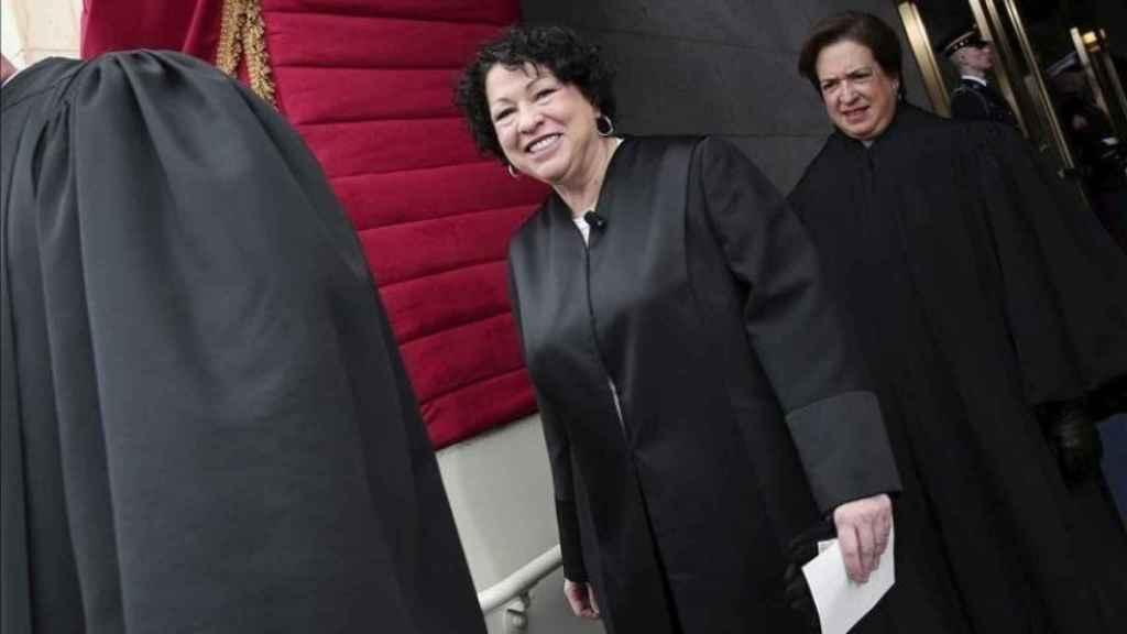 Sonia Sotomayor, en una imagen de archivo.