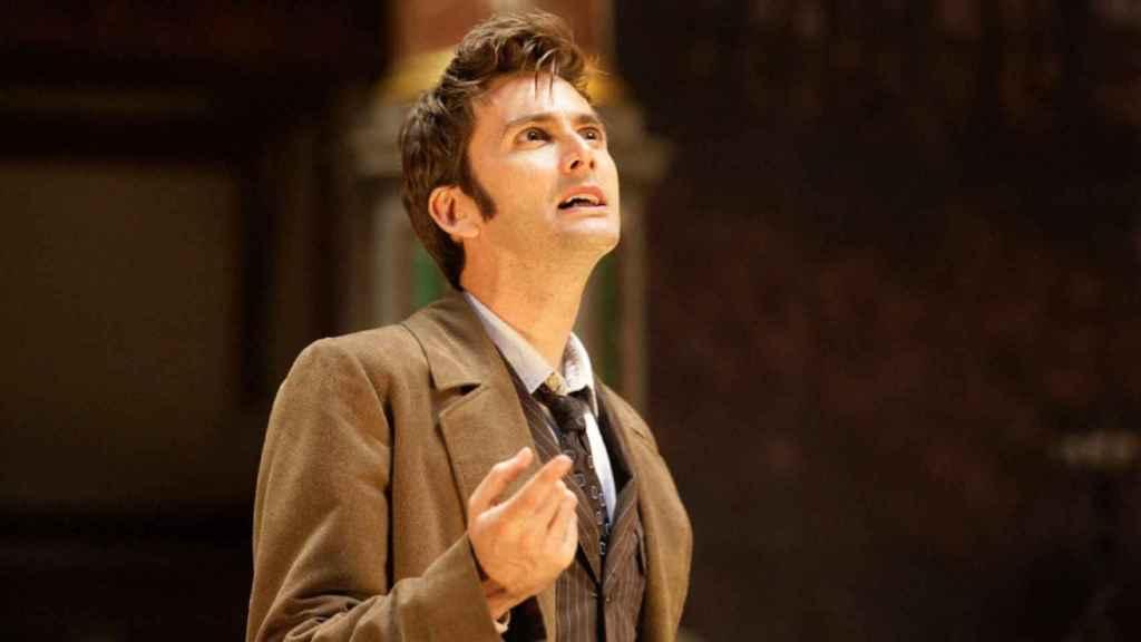 David Tennant, el décimo Doctor.