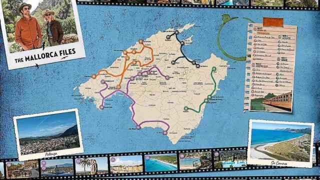 'The Mallorca Files' busca unir televisión y turismo.