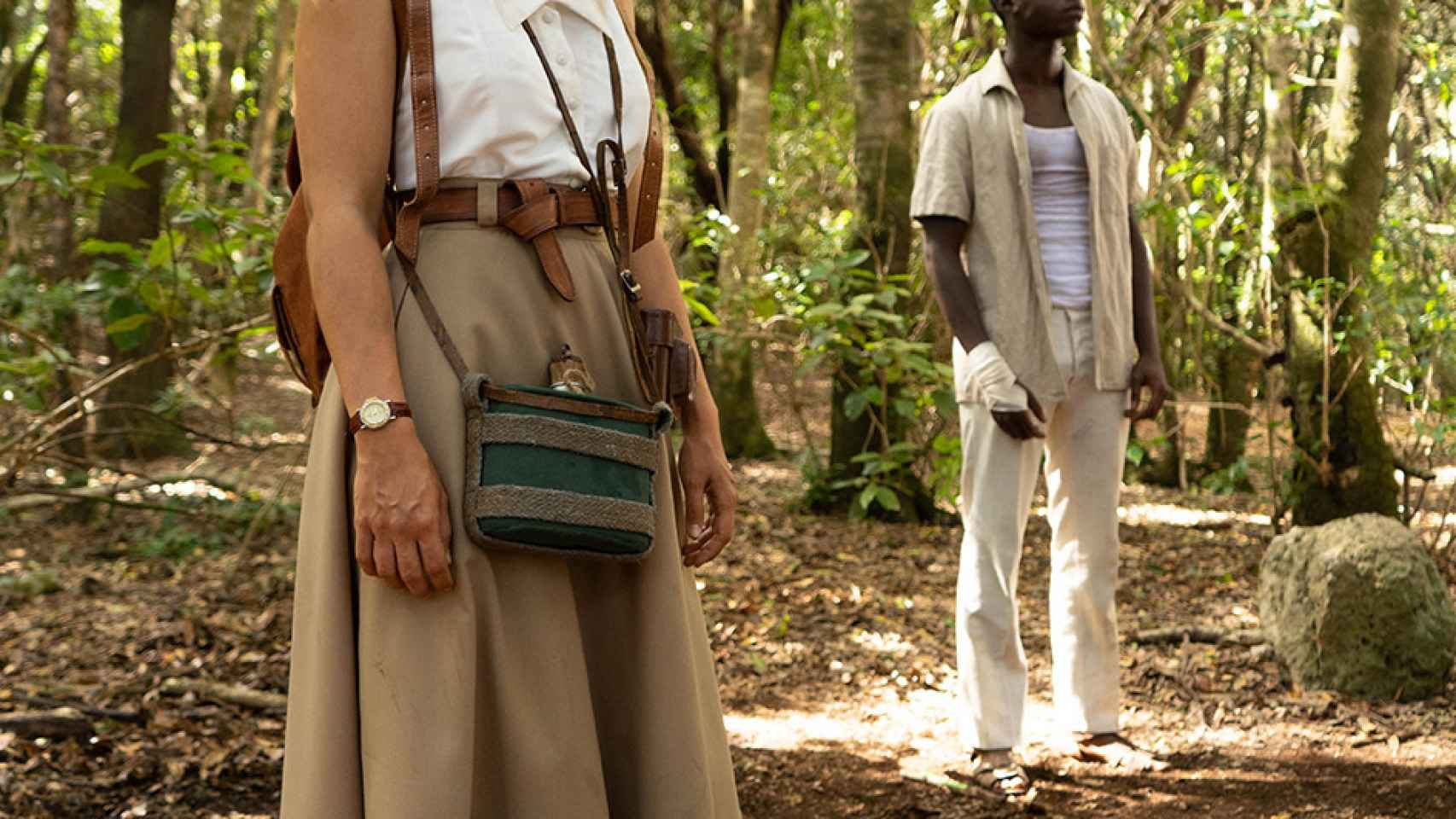 ¿Quiénes son los personajes de 'Dos vidas', el nuevo serial de TVE?