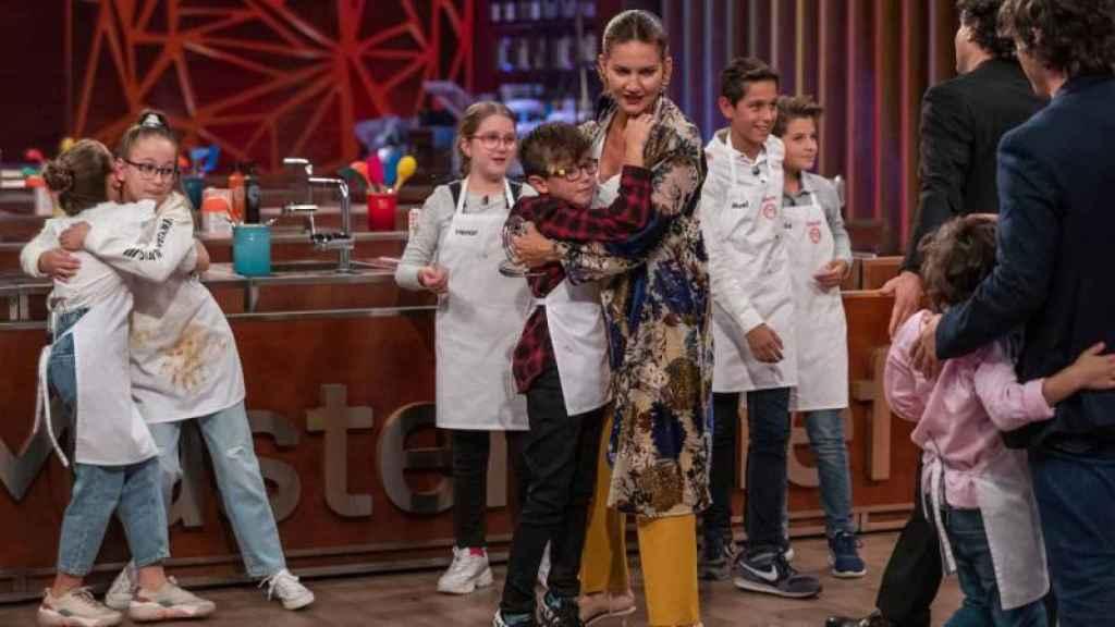La falta de ofertas potentes en Telecinco ha favorecido a 'MasterChef Junior'.
