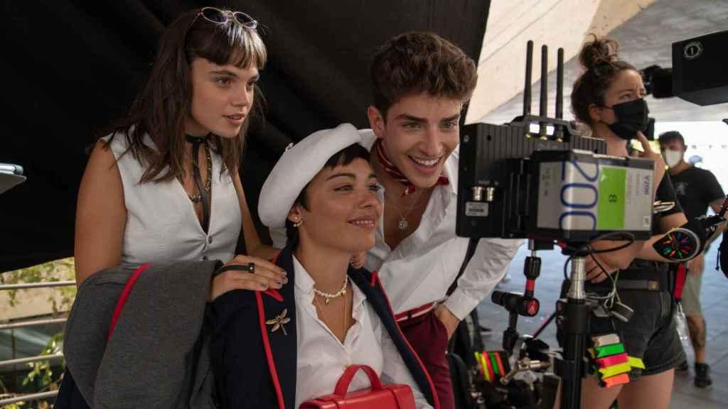 Netflix comienza a grabar ya la quinta temporada de 'Élite'