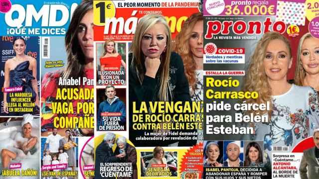 Kiosco rosa: Sergio Ramos y Pilar Rubio, ¿se van a vivir fuera de España?