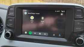 Samsung actualiza SmartThings con soporte para Android Auto