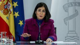 Carolina Darias, ministra de Política Territorial y Función Pública.