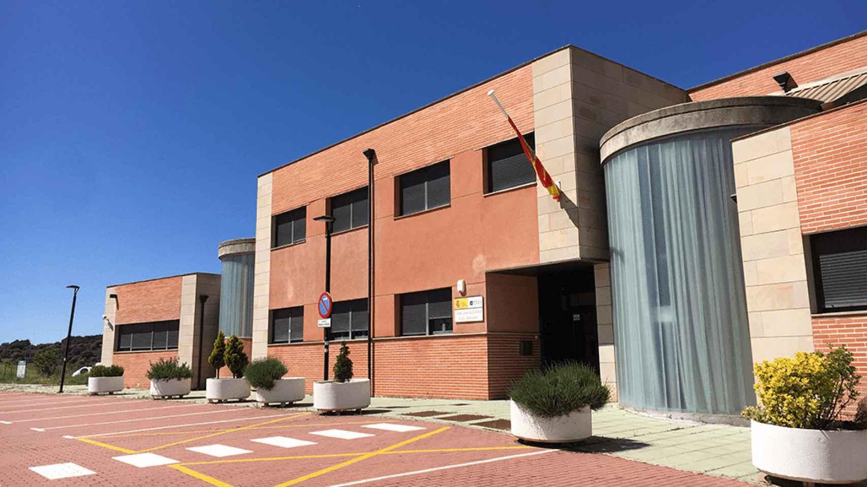 Centro para la Calidad de los Alimentos de Soria. Foto: Soria ¡Ya!