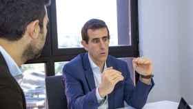 Paul San Sebastián, cofundador de la startup fintech Sabbatic.