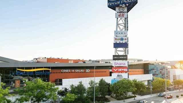 Centro Comercial Ferial Plaza de Guadalajara.