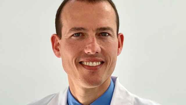 César Morcillo, director del Hospital Digital de Sanitas.