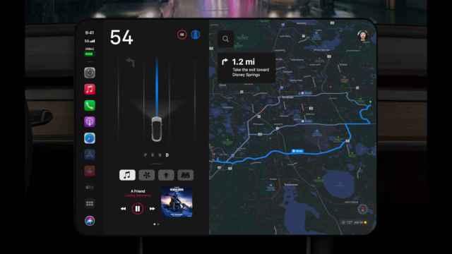 El sistema del Apple Car puede ser muy parecido a esto