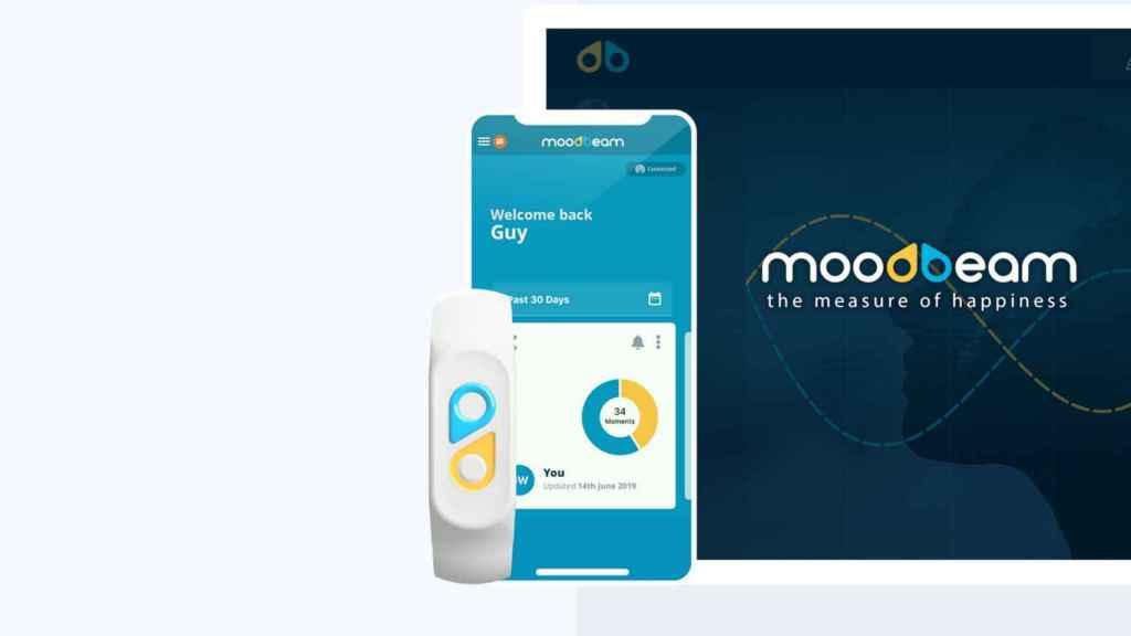 Moodbeam permite registrar el estado de ánimo