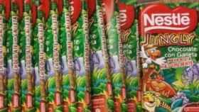 Nestlé Jungly.