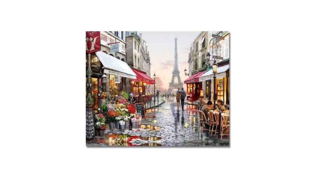 Lienzo de París