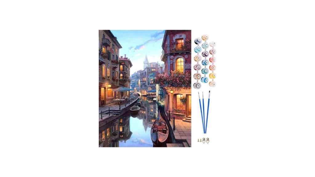 Lienzo de Venecia