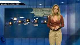 El tiempo en España para hoy miércoles 20 de enero: fuertes lluvias