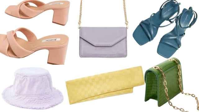 Dale un toque de color a tus estilismos con estos llamativos complementos