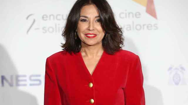 Isabel Gemio en enero de 2020.