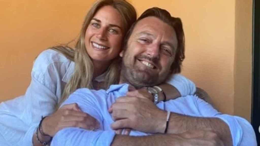 Sibi Montes y 'El Tato' en otoño de 2020.