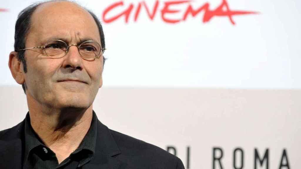 El actor y guionista francés Jean-Pierre Bacri.