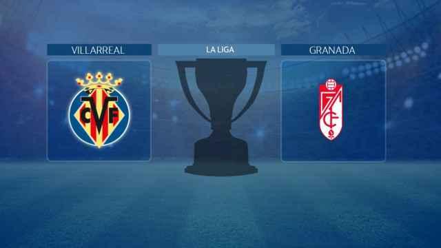 Villarreal - Granada, partido de La Liga