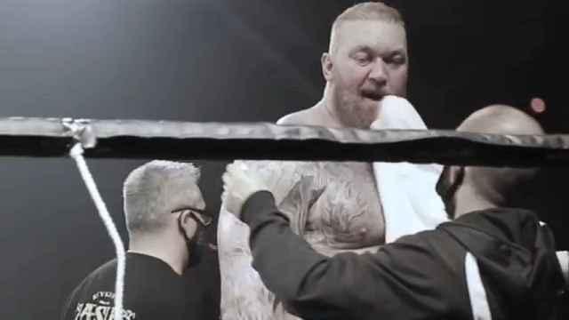 Hafthor Bjornsson, la 'Montaña' de Juego de Tronos, se pasa al boxeo