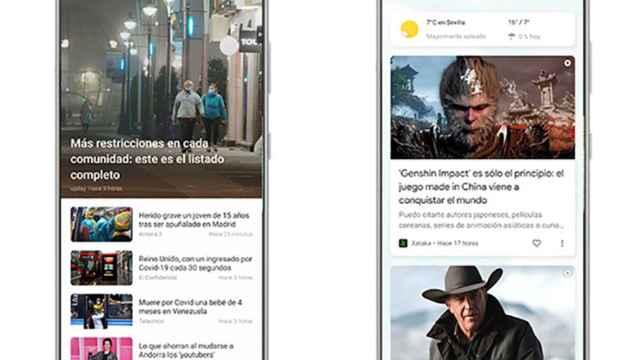 Cómo activar Discover en móviles Samsung con One UI 3.1