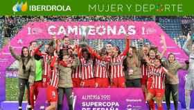 El Atlético de Madrid Femenino, campeón de la Supercopa de España 2021