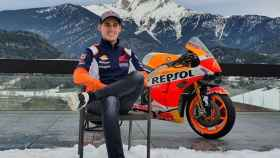 Pol Espargaró, con Repsol Honda