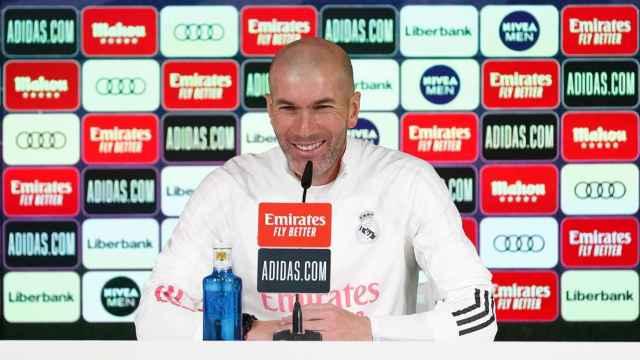 Rueda de prensa de Zidane previa al Alcoyano - Real Madrid de Copa del Rey