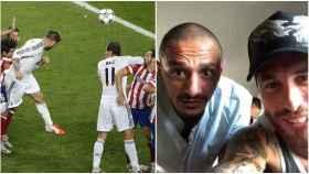 Darío Silva: El día antes de La Décima soñé con un gol de cabeza y la cara de Sergio Ramos