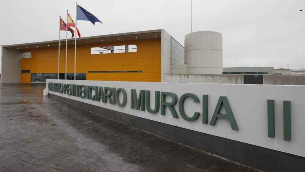 El centro Penitenciario Murcia II situado en la localidad de Campos del Río.