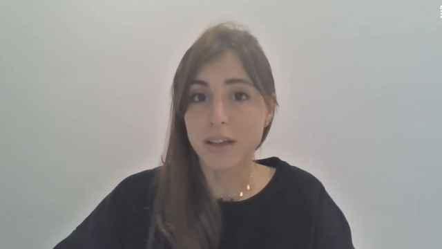 María Mínguez, jefa del Servicio de Pediatría de un hospital privado de la Vega Baja de Alicante.