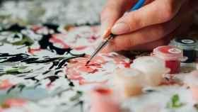 ¿Quieres convertirte en un artista? Descubre estos kits para pintar por números