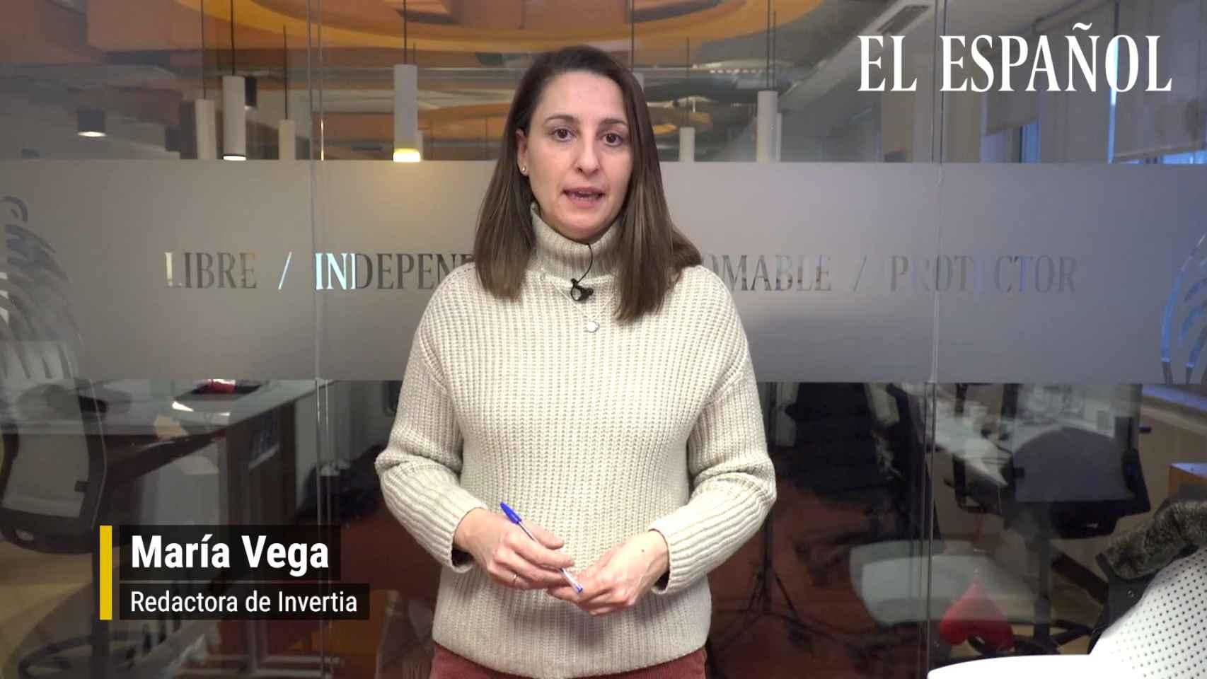 Viodeoanálisis María Vega Ertes y pensiones