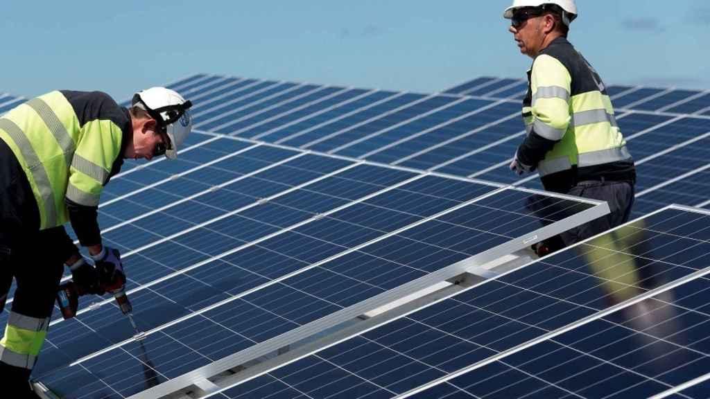 EDPR compra el 85% la empresa de generación solar C2 Omega
