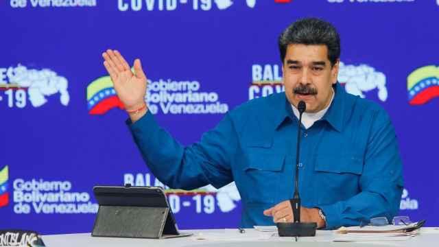 Nicolás Maduro en una comparecencia de balance sobre la Covid-19 en Venezuela.