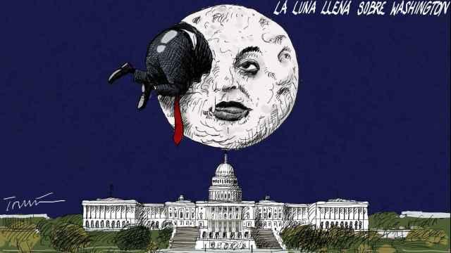 La mala educación de Trump: dejará la Casa Blanca antes de que llegue Biden para no dar el relevo