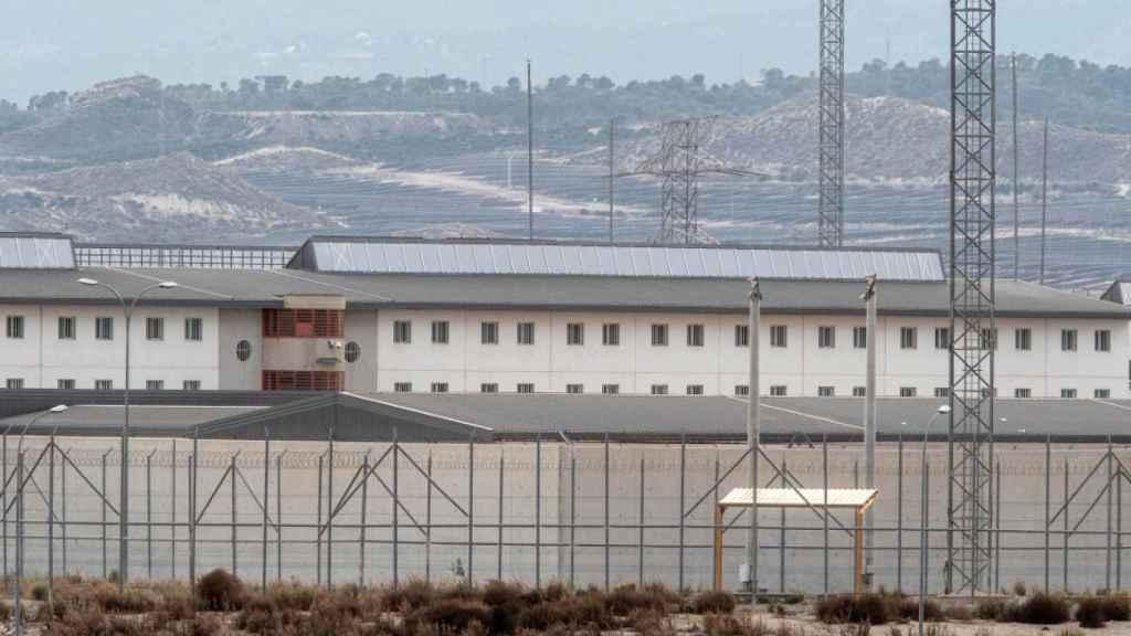 El centro penitenciario Murcia II, en la localidad murciana de Campos del Río.
