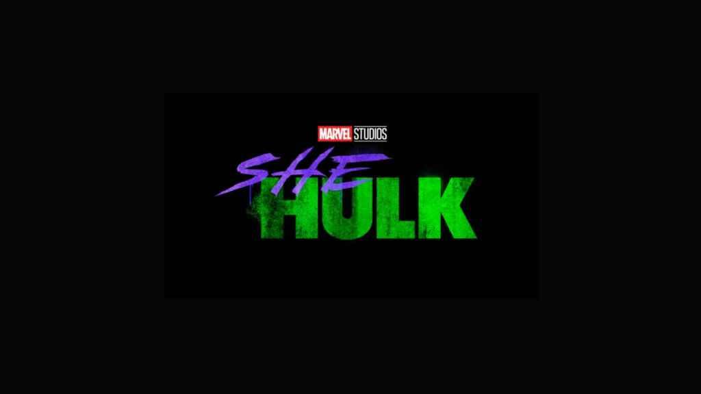 'She Hulk', cartel promocional.
