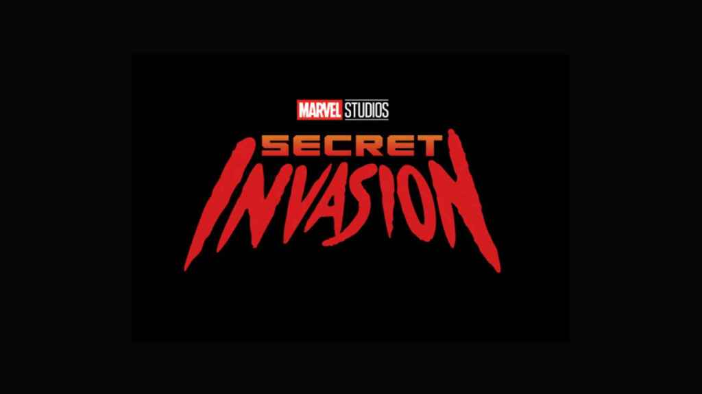 'Secret Invasion', cartel promocional.