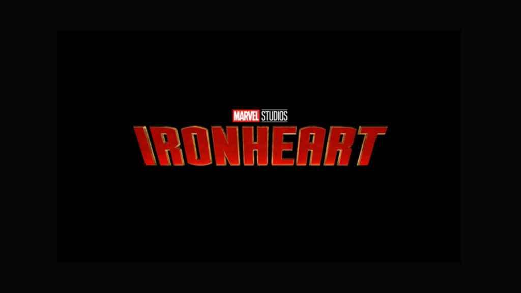 'Ironheart', cartel promocional.