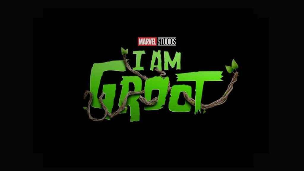 'I Am Groot', cartel promocional.