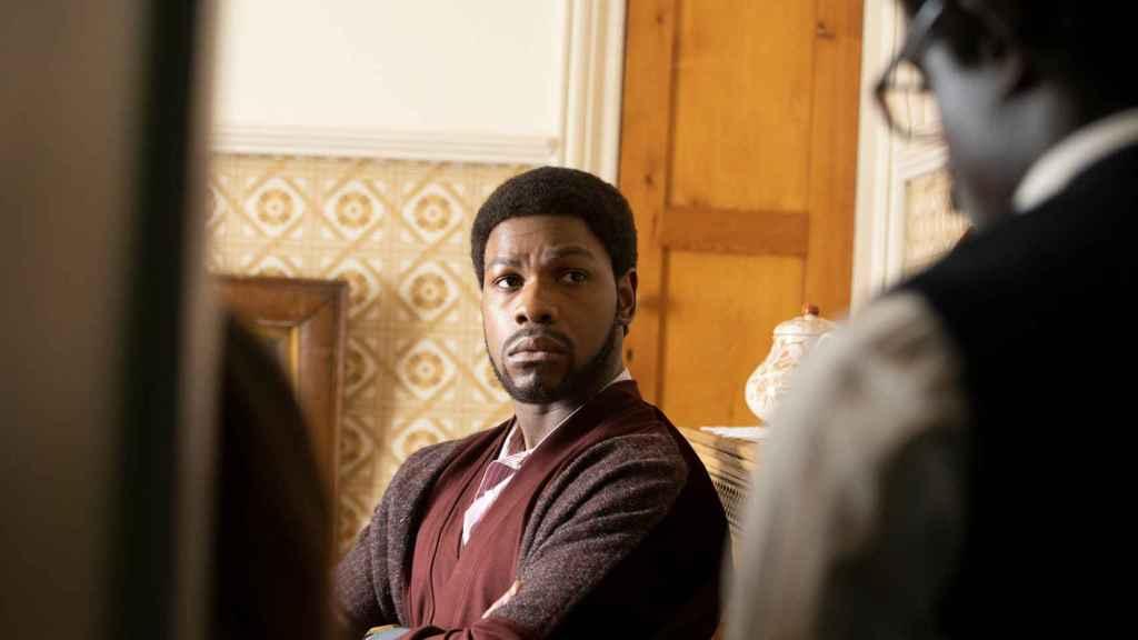 John Boyega en 'Small Axe'.