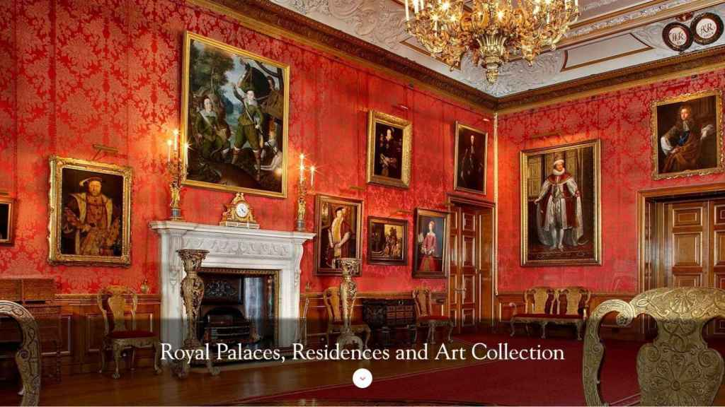 Royal Palaces, Residences and Art Collection.