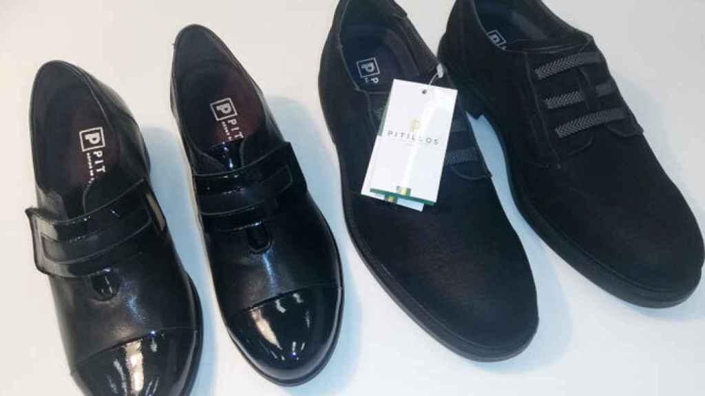 Zapato 'inteligente' de Pitillos, desarrollado dentro del proyecto europeo 'Maturolife'.